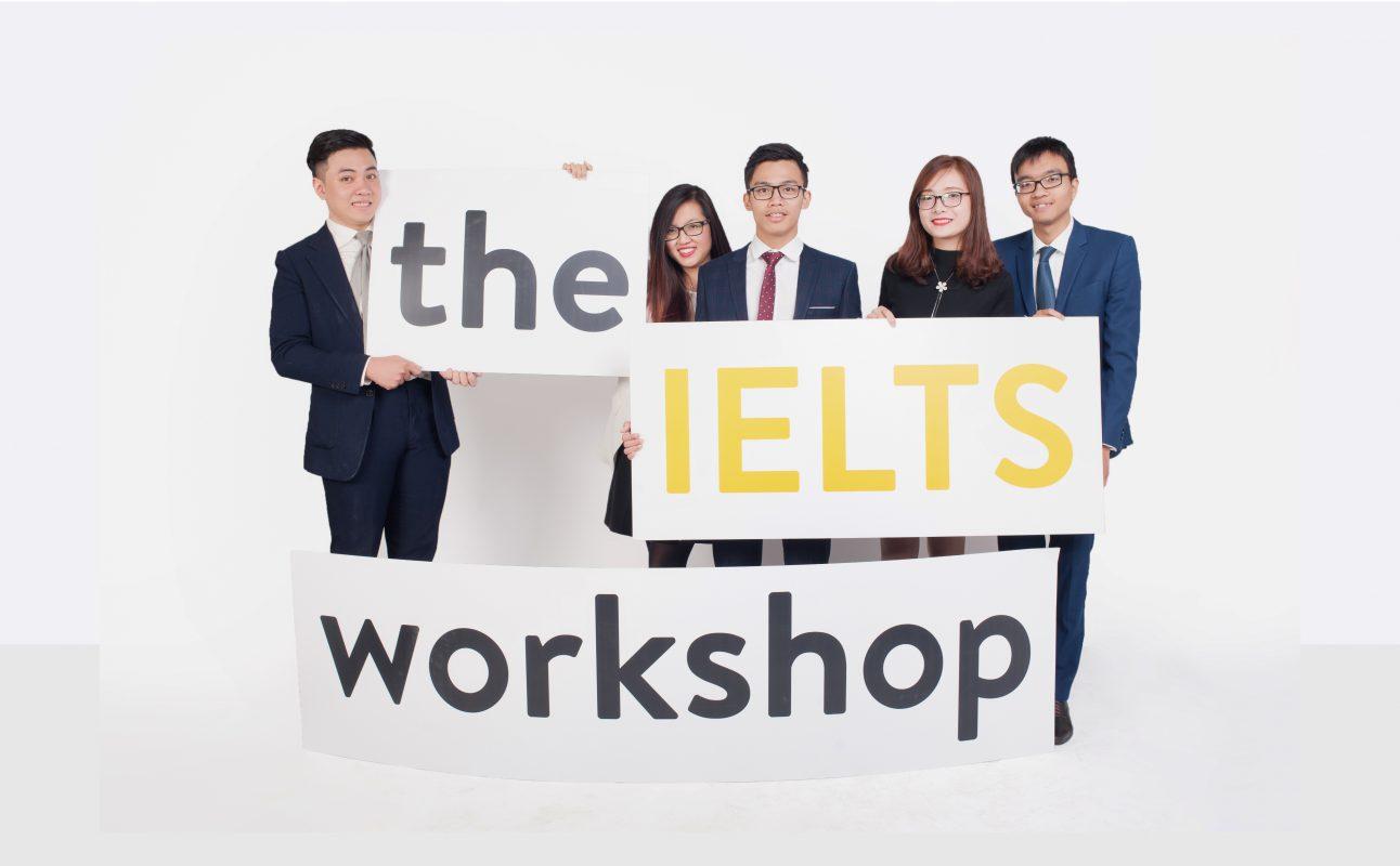 The IELTS Workshop - cộng đồng học IELTS khác biệt