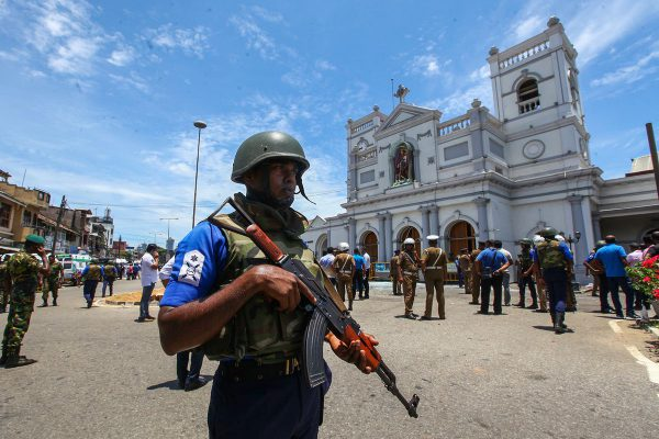 Sri Lanka suffered from decades of violence before the Easter Sunday bombings