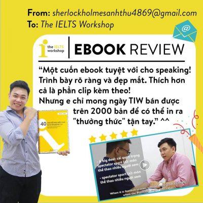 Review sách thầy Đặng Trần Tùng