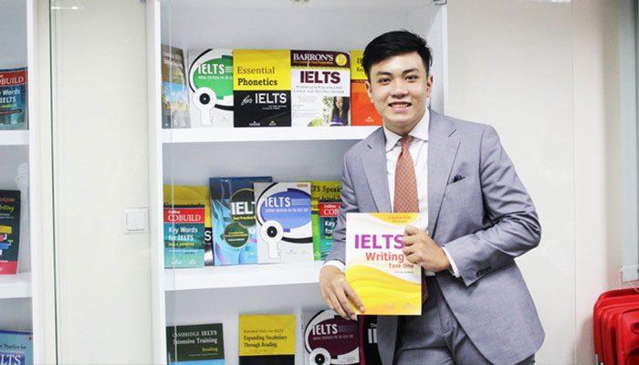 Sách của thầy Đặng Trần Tùng phù hợp với người thi IELTS