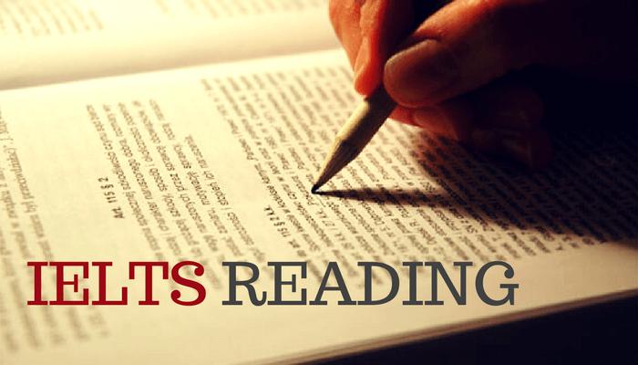 Luyện kỹ năng Reading