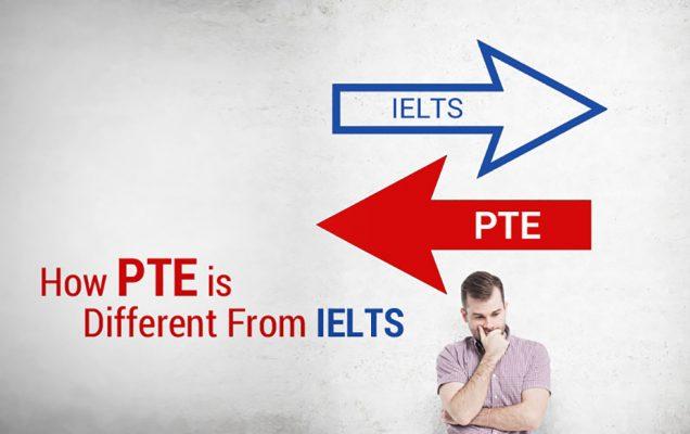 Kỳ thi PTE và IELTS có điểm gì khác nhau?