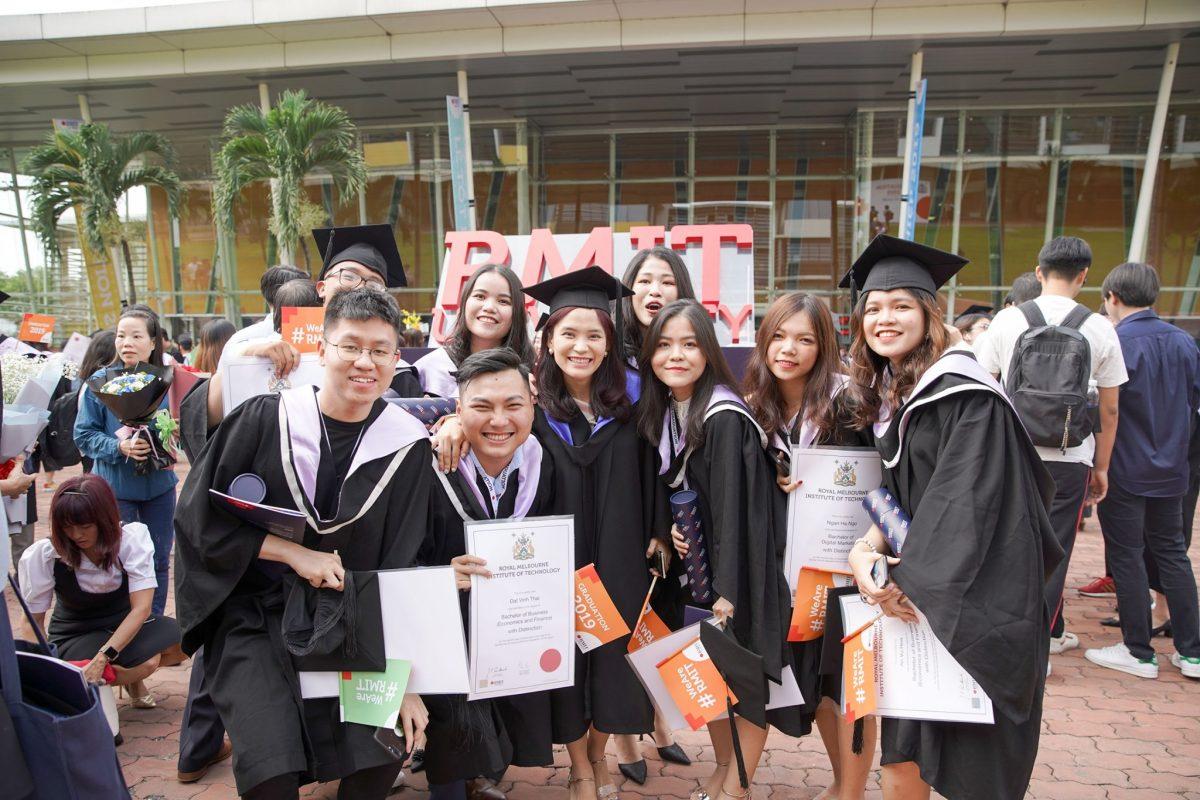 đại học rmit tphcm tuyển sinh ielts